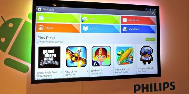 Philips Android 5.0 (Lollipop) versiyonunun bulunacağı Smart TV'leri piyasaya sürmeye hazırlanıyor. - Philips Full HD Akıllı TV