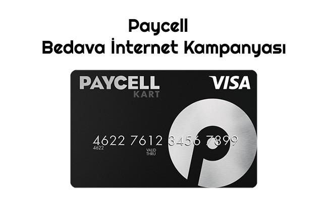 Paycell Bedava internet Kampanyasi Turkcellden Herkese Bedava İnternet 2020