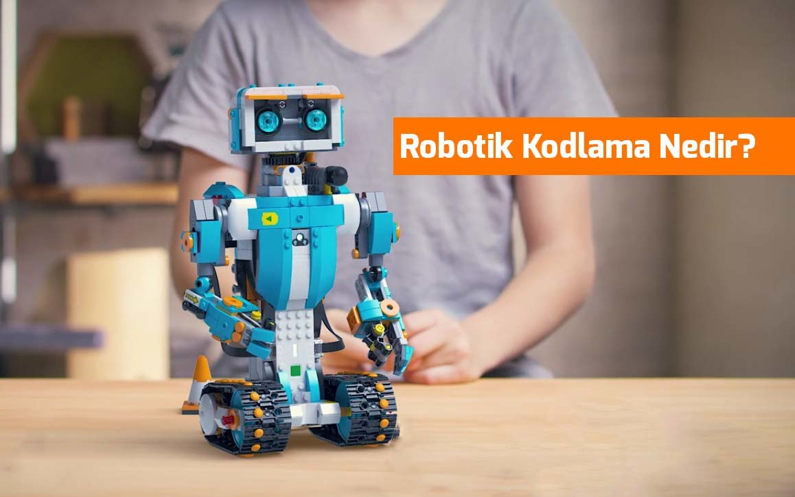 Photo of Robotik Kodlama Nedir?