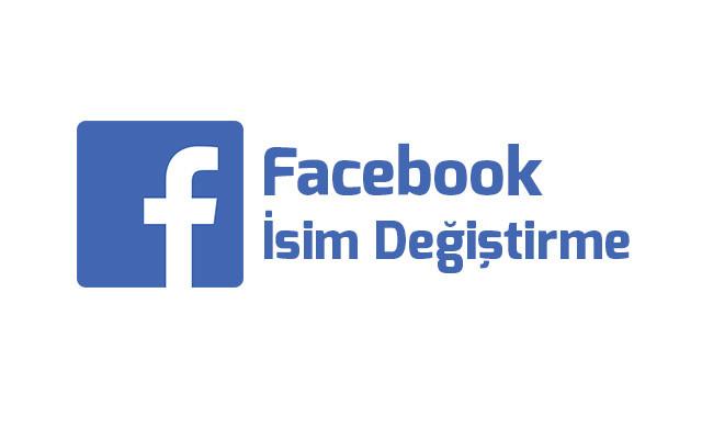 facebook-isim-degistirme-nasil-yapilir