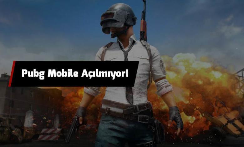 pubg-mobile-acilmiyor