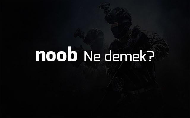 noob-ne-demek