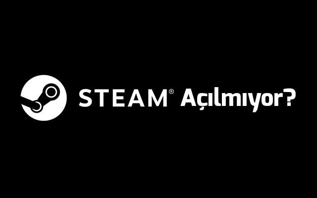 steam-acilmiyor