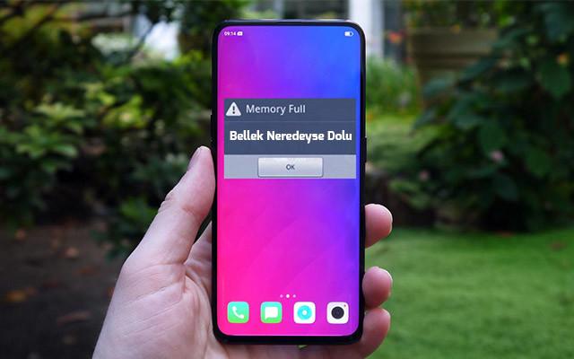 android-bellek-neredeyse-dolu-sorunu