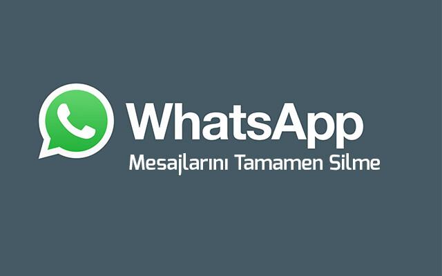 whatsapp-mesajlarini-tamamen-silme