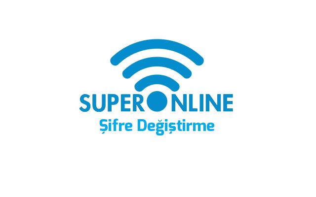 superonline-sifre-degistirme