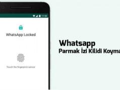 whatsapp-parmak-izi-kilidi-koyma