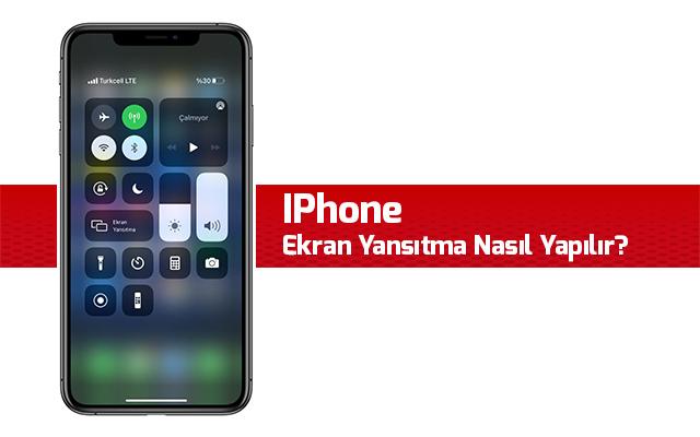 iphone-ekran-yansitma