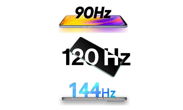 90-hz-120-hz-144hz-ekran-yenileme-hizina-sahip-telefonlar